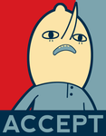 Accept by Mangodeluxe