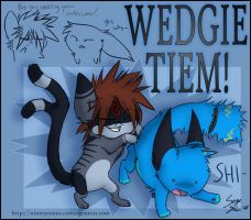Wedgie Tiem by Serge-Stiles