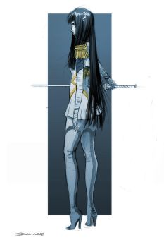 Satsuki by ChaseConley