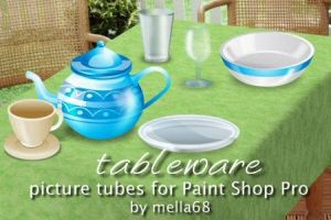 Tableware by Mella68