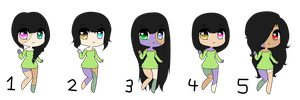 Baby Zombies ~ SOLD ~ by xXxSHIPPOxXx