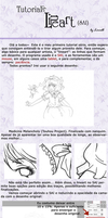 Tutorial de lineart no SAI by la-Liriell