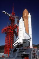 Space Shuttle Enterprise in Launch Configuration by GeneralTate