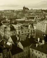 The old Prague by Robalka