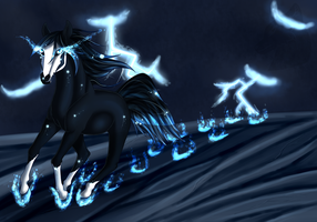 [C] Death Trotter by Snowfleet