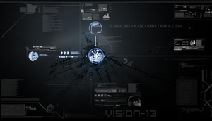 Vision-13 by crucafix