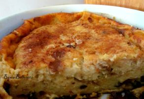 Bread Pudding by BamaBelle2012