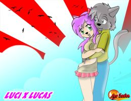 Luci X Lucas by DiscoSaeba
