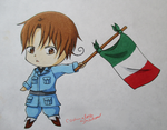 APH-  Italy by CookielessShadow