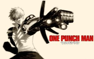 One Punch Man - Genos by Souvik071