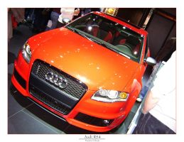 Audi RS4 by DmanLT21