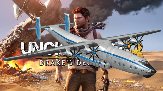 UNCHARTED 3 - CHARGO by Oo-FiL-oO