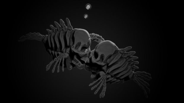 Skully-fish Need Love Too! by TG-Rob-555