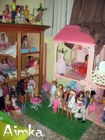 My Barbie World by Aimka