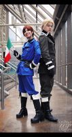 Hetalia: Italy and Germany 2 by LiquidCocaine-Photos