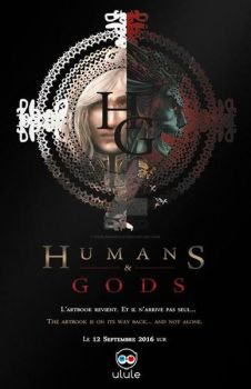 Humans and Gods by CyrilBarreaux