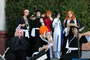 For the love of Bleach by KoiCosplay