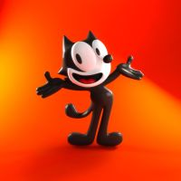 Felix The Cat by Cryo-Ridley