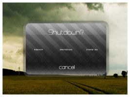 dark.style for sShudown by serega