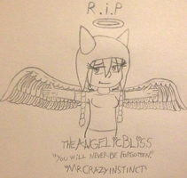 TheAngelicBliss tribute. by MrCrazyInstinct