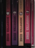 Monster High libros by Aangeles