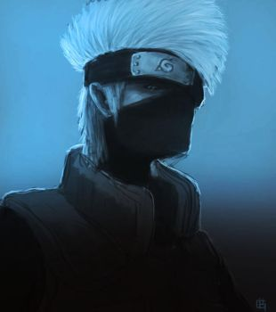Kakashi by prash666