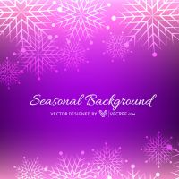 Winter Season Background Free Vector by vecree