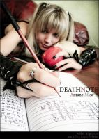 Death Note XXIX by Mielancholic