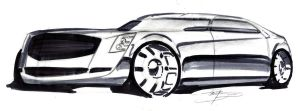 Cadillac LR-X Concept by PPLBLISS