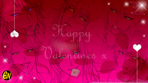 Valentines Wallpaper by Princess-Of-Desire