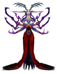Ultimecia Final Form Dissidia 012 by AndsportsART