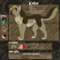 K E R E I ' reference sheet . by xKerei