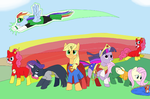 Friendship is Justice by glsnifit