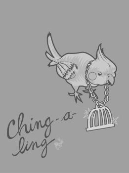 ching-a-ling by livelyarsenic