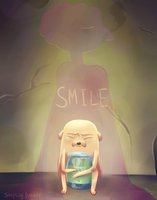 Smile. by Moniqnieva