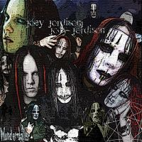 Joey Jordison Collage by kelequinn