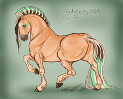 Kydoimos 1359 bootyshot by Carousel-Stables