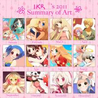2011 Summary of Art by ikr