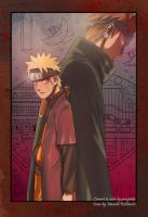 Cover Naruto 435 color by pruzjinka