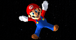 Its His Galaxy Mario Galaxy by nashdnash2007