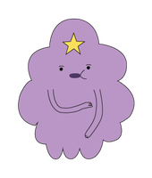 Lumpy Space Princess by KatanaDr4GoN