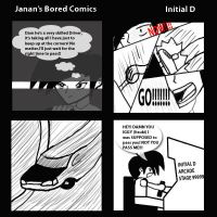 Initial D goes on by Janan326