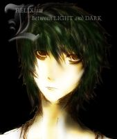 betwee light and dark _L_ by neji-hinata