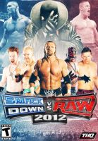 SmackDown vs RAW 2012 by PainSindicate