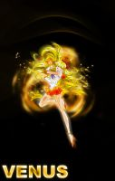 Sailor Venus by psuncar