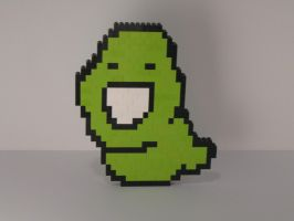 Lego Slime Ghost by Xario1