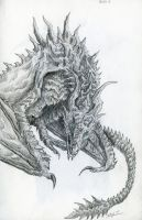 Alduin by True-oppressoR