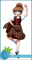 Bonnie wee lassie by Yet-One-More-Idiot