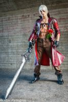Dante - The Trickster Devil(Preview) by Leon Chiro by LeonChiroCosplayArt