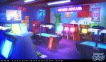 Arcade Asylum by Tohad